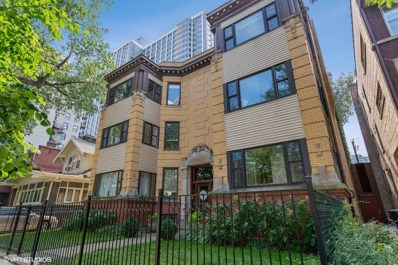 729 W Junior Terrace UNIT 3B, Chicago, IL 60613 - #: 10517329