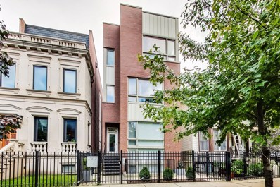 1523 W Huron Street UNIT 3, Chicago, IL 60642 - #: 10517512