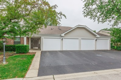 96 Marble Hill Court UNIT D1, Schaumburg, IL 60193 - #: 10518073