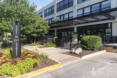 1151 W 15TH Street UNIT 107, Chicago, IL 60608 - #: 10518241