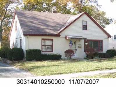18246 Oakwood Avenue, Lansing, IL 60438 - MLS#: 10518306