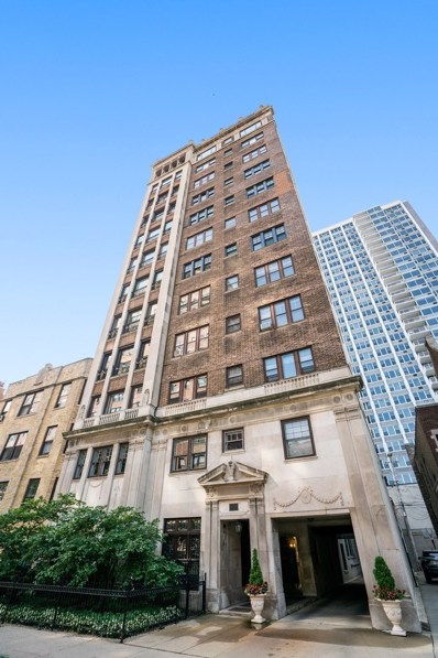 707 W Junior Terrace UNIT 4N, Chicago, IL 60613 - #: 10518864