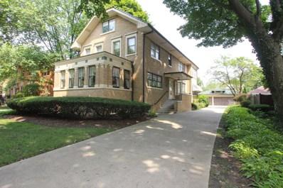 909 Bonnie Brae Place, River Forest, IL 60305 - #: 10518968