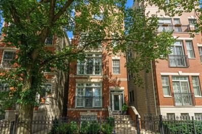 3757 N Clifton Avenue UNIT 2, Chicago, IL 60613 - #: 10519042