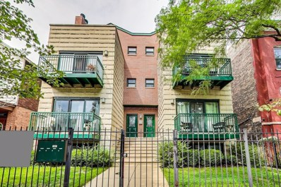 2004 W Huron Street UNIT 1W, Chicago, IL 60612 - #: 10519242