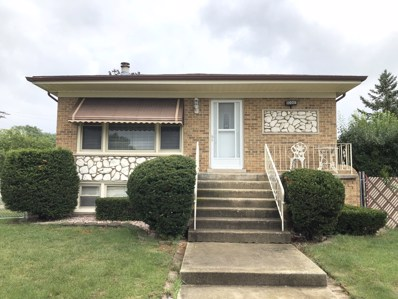 10001 Marion Avenue, Oak Lawn, IL 60453 - MLS#: 10520026