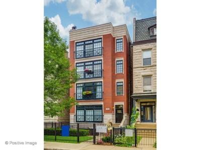 3749 N Wilton Avenue UNIT 1, Chicago, IL 60613 - #: 10520237