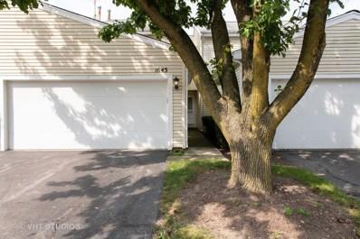1643 Kemper Drive, Naperville, IL 60563 - #: 10520335