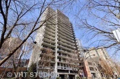 1430 N Astor Street UNIT 17B, Chicago, IL 60610 - MLS#: 10520347