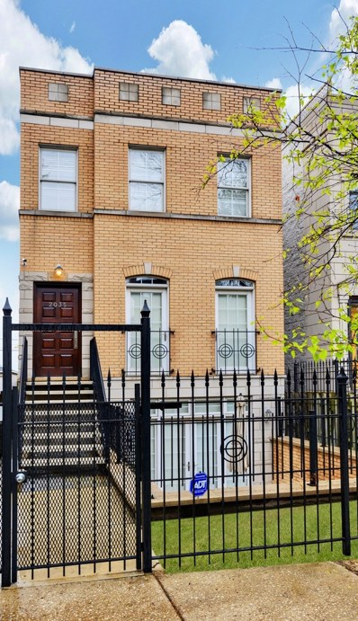 2035 N Honore Street, Chicago, IL 60614 - #: 10520436