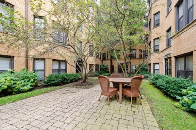 7637 N Greenview Avenue UNIT 1E, Chicago, IL 60626 - MLS#: 10520743