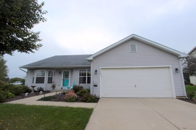 514 London Trail, McHenry, IL 60050 - #: 10521119