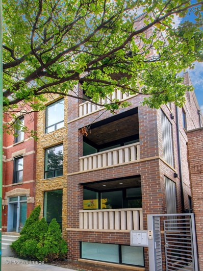 513 N May Street UNIT 3, Chicago, IL 60642 - #: 10521169