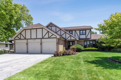 1707 Heather Hill Cres, Flossmoor, IL 60422 - #: 10521312