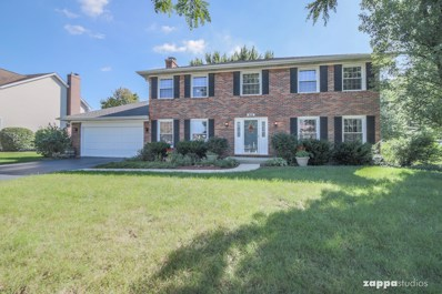 932 Hidden Lake Road, Naperville, IL 60565 - #: 10521406