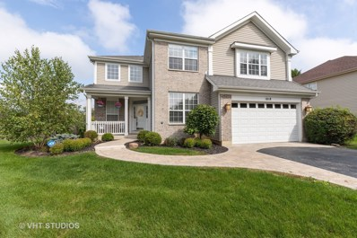 1818 S Waxwing Lane, Libertyville, IL 60048 - #: 10521649