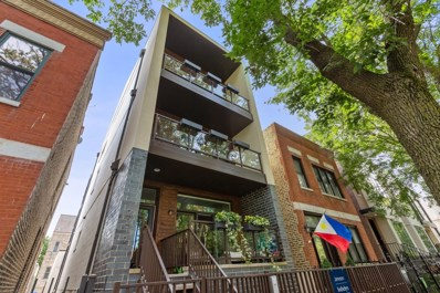 2219 W Lyndale Street UNIT 2, Chicago, IL 60647 - MLS#: 10521700