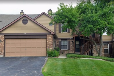 409 Sandhurst Circle UNIT 5, Glen Ellyn, IL 60137 - #: 10521848