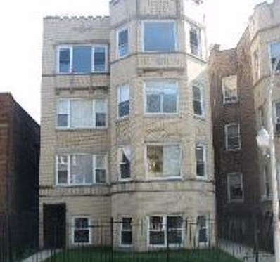 6331 N Francisco Avenue UNIT 3, Chicago, IL 60659 - #: 10521863