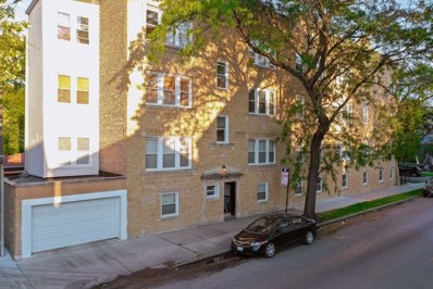 4241 N Kimball Avenue UNIT G, Chicago, IL 60618 - #: 10522686