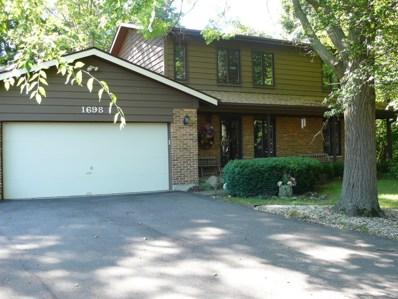 1698 Woodside Court, Woodstock, IL 60098 - #: 10522926