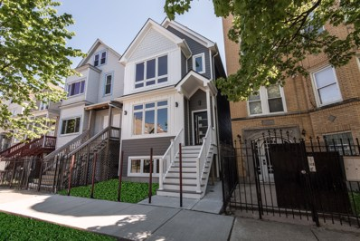 3627 W Shakespeare Avenue, Chicago, IL 60647 - MLS#: 10522977