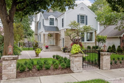 313 N Ellis Avenue, Wheaton, IL 60187 - #: 10524448