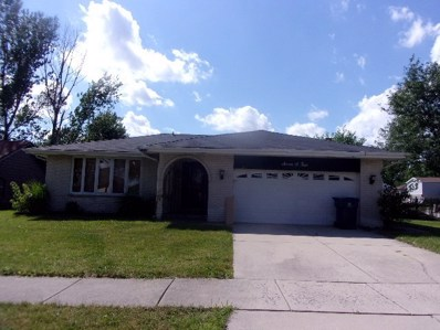 704 Old Meadow Road, Matteson, IL 60443 - #: 10524902