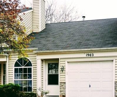 1962 College Green Drive, Elgin, IL 60123 - #: 10525150