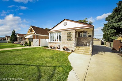 4036 W 77th Place, Chicago, IL 60652 - #: 10525157