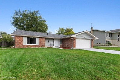 1580 Newcastle Lane, Hoffman Estates, IL 60169 - #: 10525205