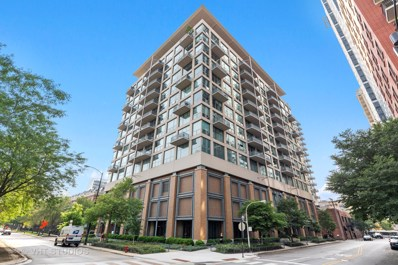 125 E 13TH Street UNIT 1404, Chicago, IL 60605 - #: 10525434