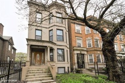 6137 S Kimbark Avenue UNIT 2, Chicago, IL 60637 - #: 10525484