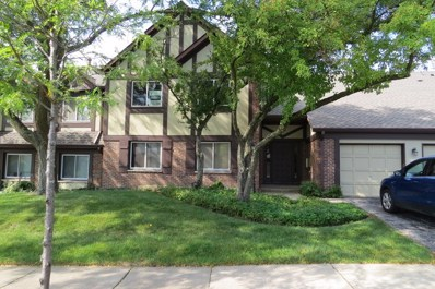 408 Sandhurst Circle UNIT A, Glen Ellyn, IL 60137 - #: 10525578