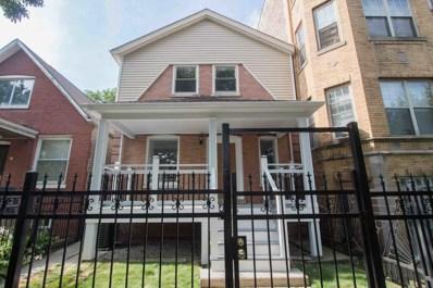 3427 W Hirsch Street, Chicago, IL 60647 - #: 10526113