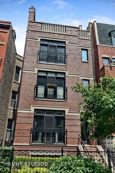 850 W Aldine Avenue UNIT 3, Chicago, IL 60657 - #: 10527262