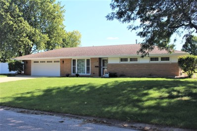 2 W Concord Drive, Lexington, IL 61753 - #: 10527344