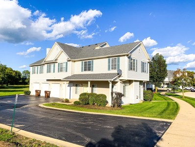 1094 Castleshire Drive UNIT 1094, Woodstock, IL 60098 - #: 10527838