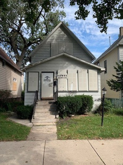 8853 S Wallace Street, Chicago, IL 60620 - #: 10527875