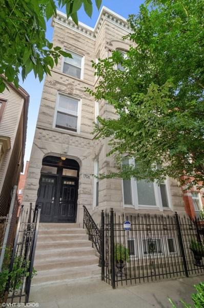 1706 W Huron Street UNIT 1S, Chicago, IL 60622 - #: 10527986