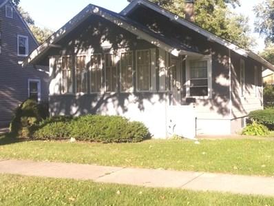 133 S Du Bois Avenue, Elgin, IL 60123 - #: 10528102