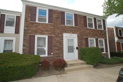 1847 Grantham Place, Hoffman Estates, IL 60169 - #: 10528867