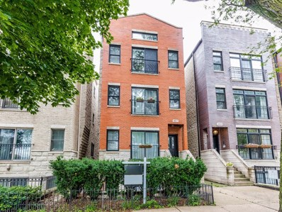 3017 N Damen Avenue UNIT 3, Chicago, IL 60618 - #: 10528899