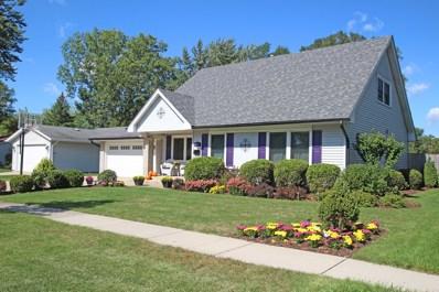 566 Bristol Lane, Elk Grove Village, IL 60007 - #: 10529224