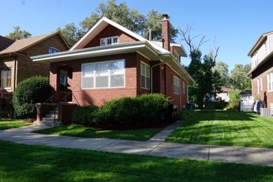 1722 W 106TH Place, Chicago, IL 60643 - #: 10529454