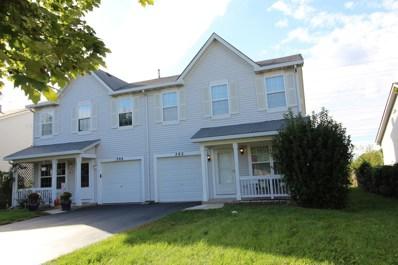282 Richmond Drive, Romeoville, IL 60446 - #: 10529641