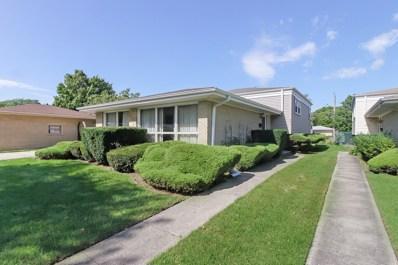 846 S Tures Lane, Des Plaines, IL 60018 - #: 10529774