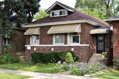 8217 S Woodlawn Avenue, Chicago, IL 60619 - #: 10529778