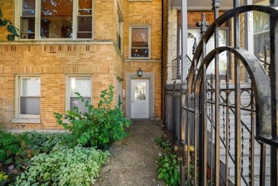 2837 N Whipple Street UNIT G, Chicago, IL 60618 - #: 10530268