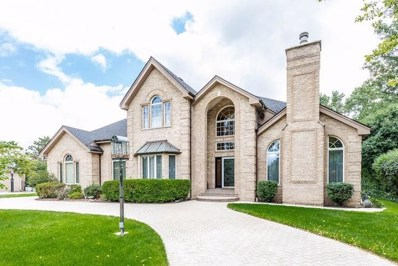 733 Forest Glen Lane, Oak Brook, IL 60523 - #: 10530377